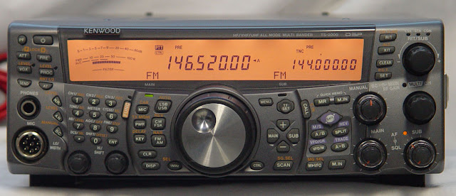 Kenwood TS-2000 Transceiver