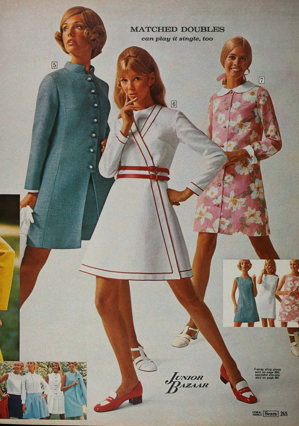 1979 Fashion Sears Dress Catalog