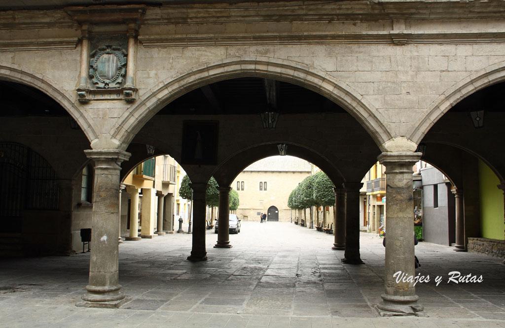 Casa Consistorial de Sangüesa, Navarra