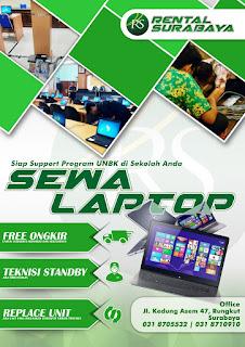 sewa laptop terbesar di surabaya