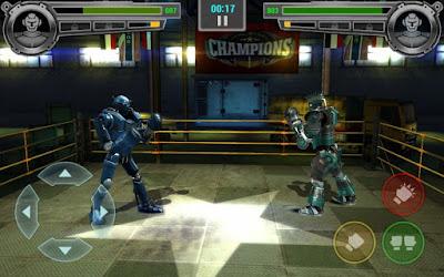 لعبة Real Steel Boxing Champions مهكرة جاهزة للاندرويد, لعبة Real Steel Boxing Champions مهكرة بروابط مباشرة