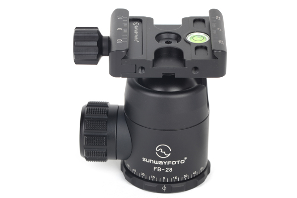 Sunwayfoto FB-28 ball head - main
