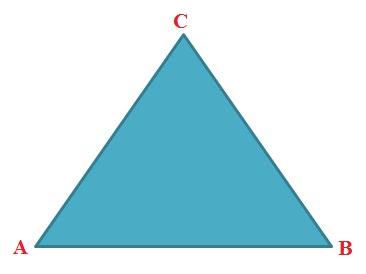 Rumus Matematika SD – Menghitung Luas dan Keliling Segitiga
