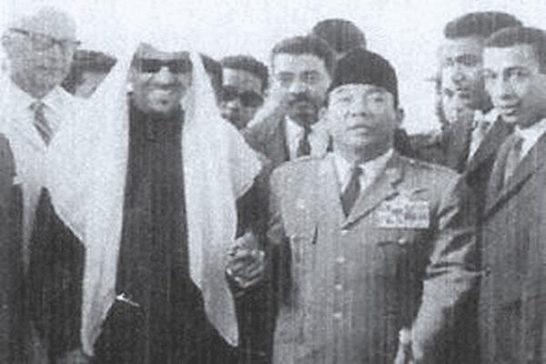 Kisah Bung Karno yang Bikin Takjub Raja Saudi