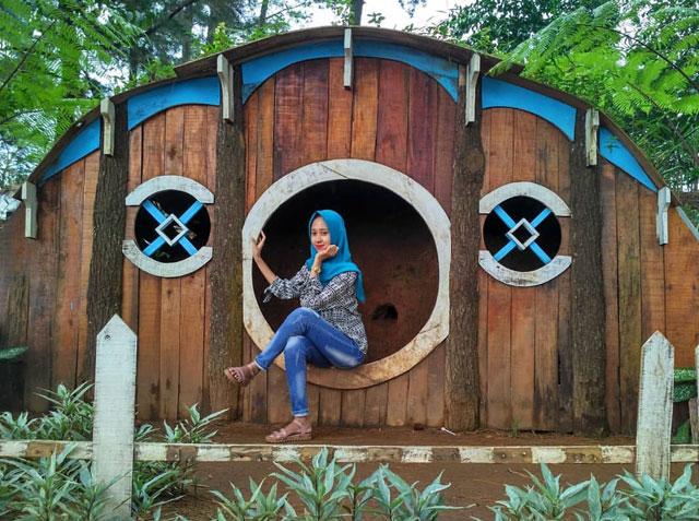 Rumah Kurcaci The Hobbit