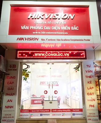 Showroom Bộ Đàm Hải Phòng số 4B Bạch Đằng, Quận Hồng Bàng, TP Hải Phòng