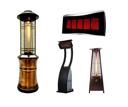 Gas Patio Heaters, Outdoor Electric Heaters, Outdoor Furniture, Outdoor Gas Heaters, Outdoor Patio Heaters, Outdoor Radiant Heaters, Patio Heaters, Patio Heating,