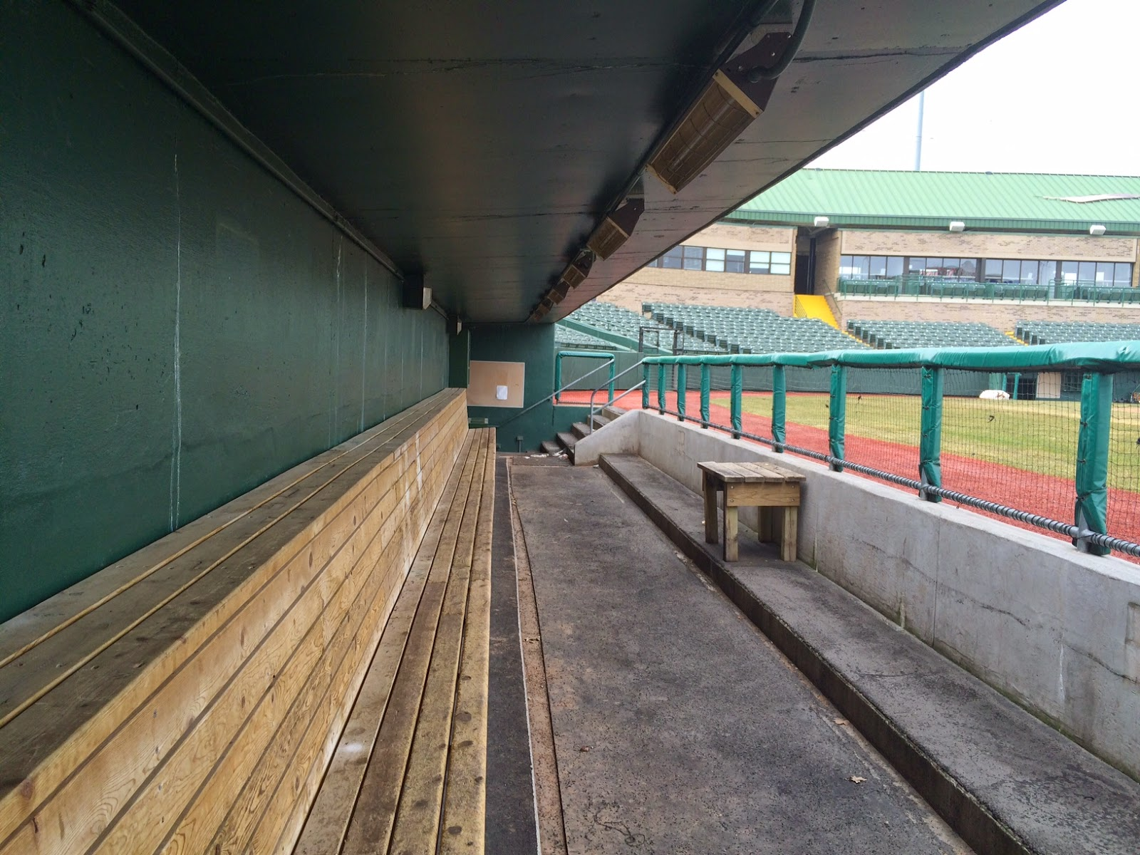 Smart Turf Tricks Of The Trade Dugout Heaters