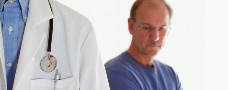 próstata nódulos indurados