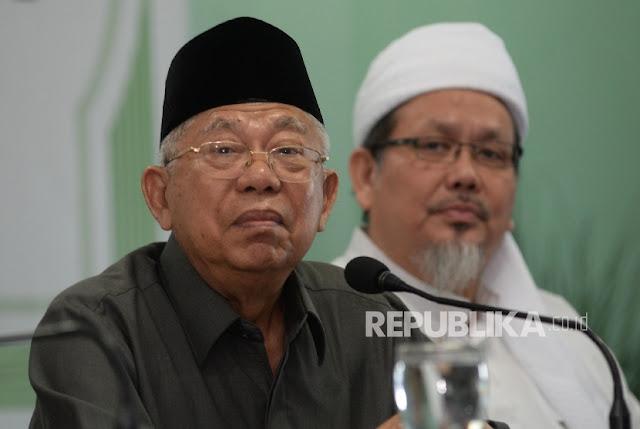 Tengku Zulkarnain Senang KH Ma'ruf Amin Jadi Cawapres