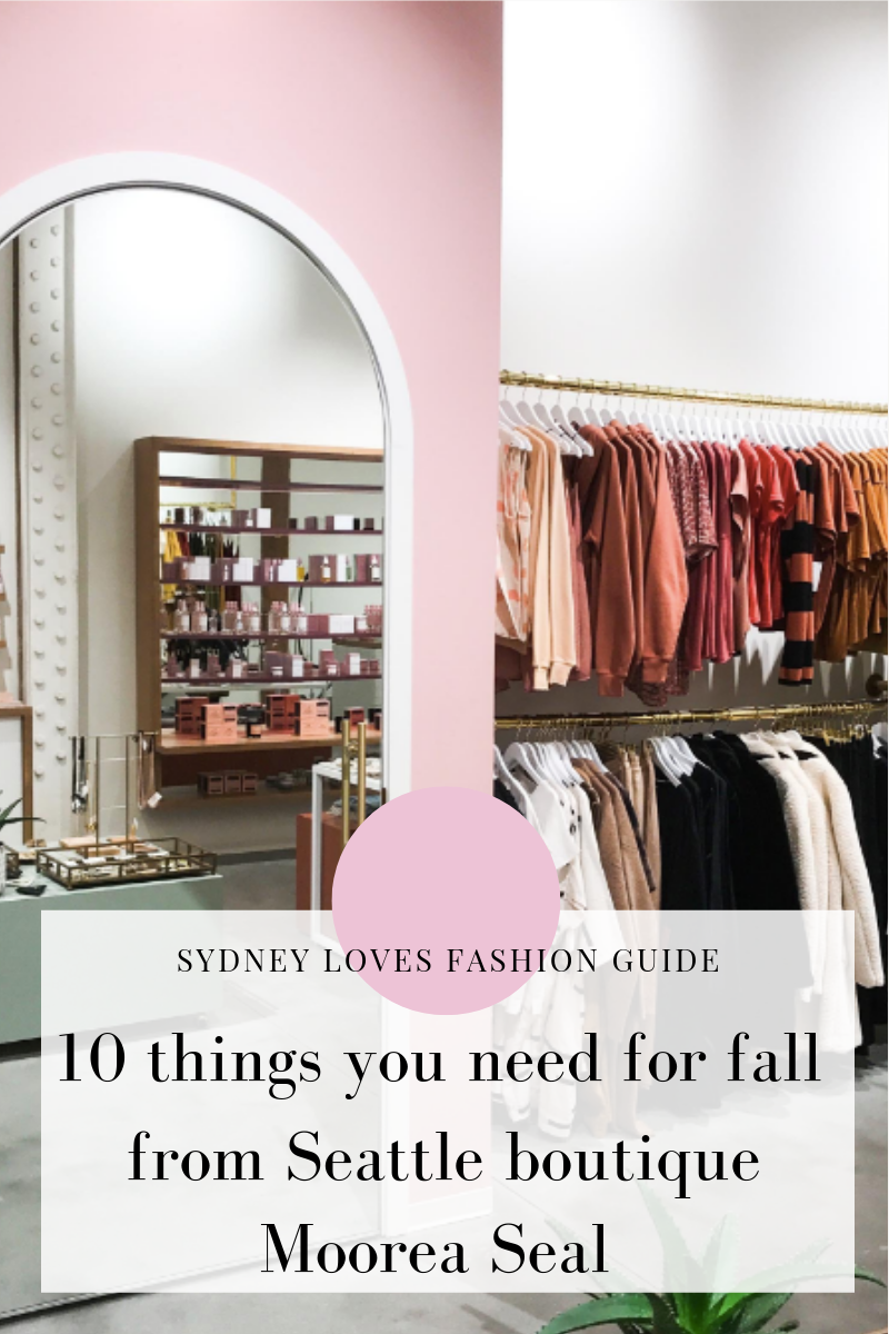 Seattle Shop Local Guide 10 Things You Need From Moorea