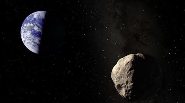Άλλος ένας αστεροειδής θα περάσει ξυστά από τη Γη το πρωί της Παρασκευής