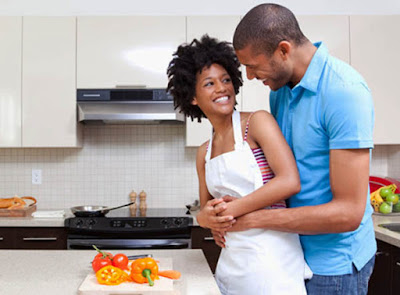 men adore your efforts in cooking