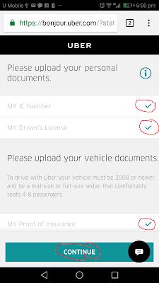 uber free online registration