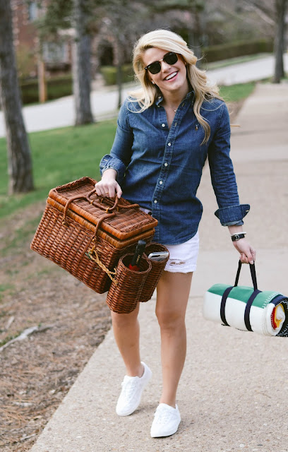 Summer Wind Picnic Outfit Lord And Taylor Friends And Family Sale