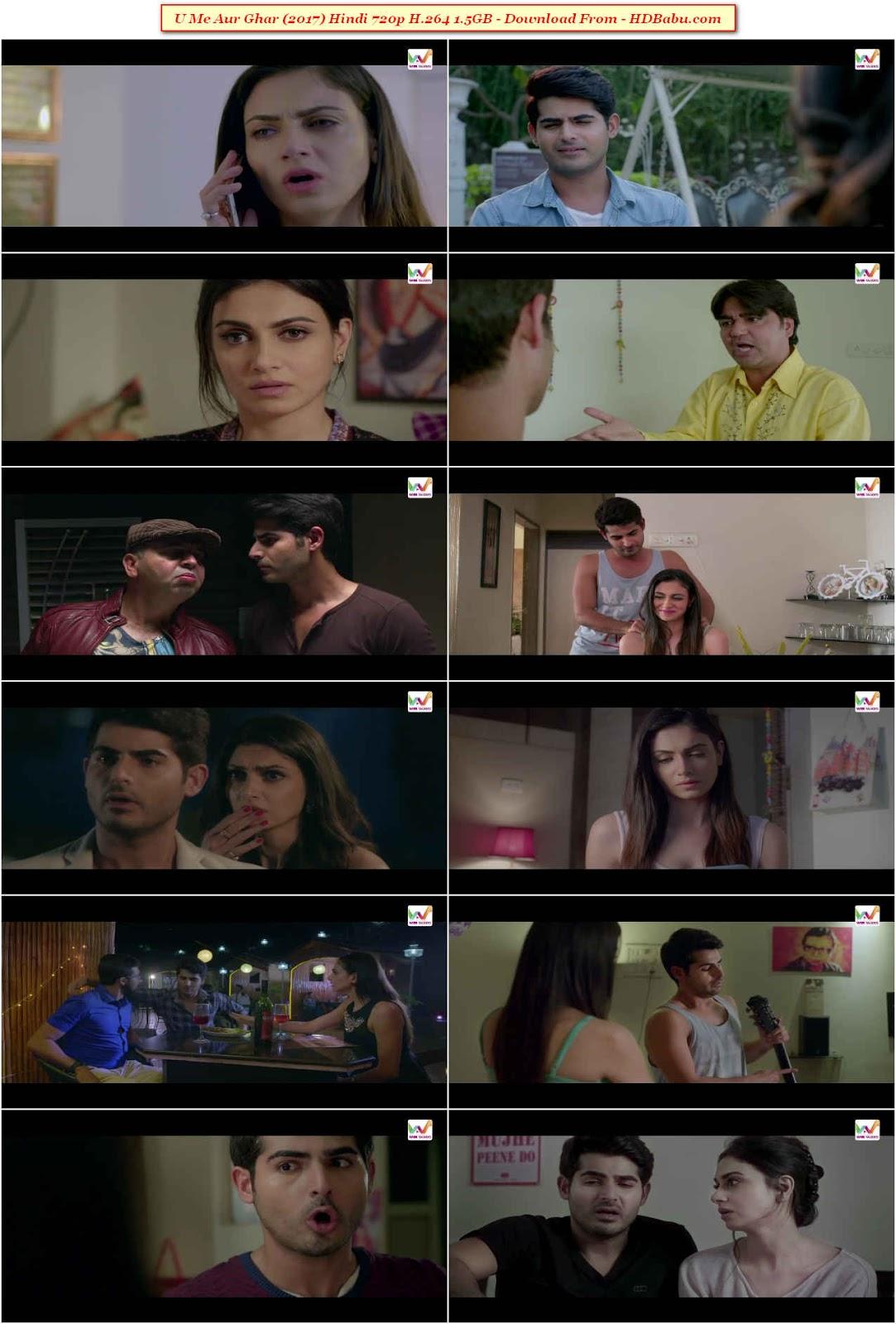 U Me Aur Ghar Full Movie Download