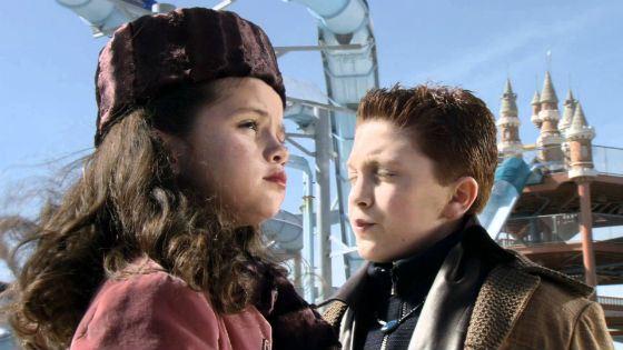Selena Gomez in Spy Kids movie