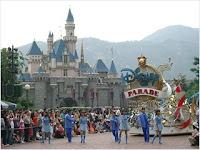สวนสนุกฮ่องกงดิสนีย์แลนด์ (Hong Kong Disneyland)