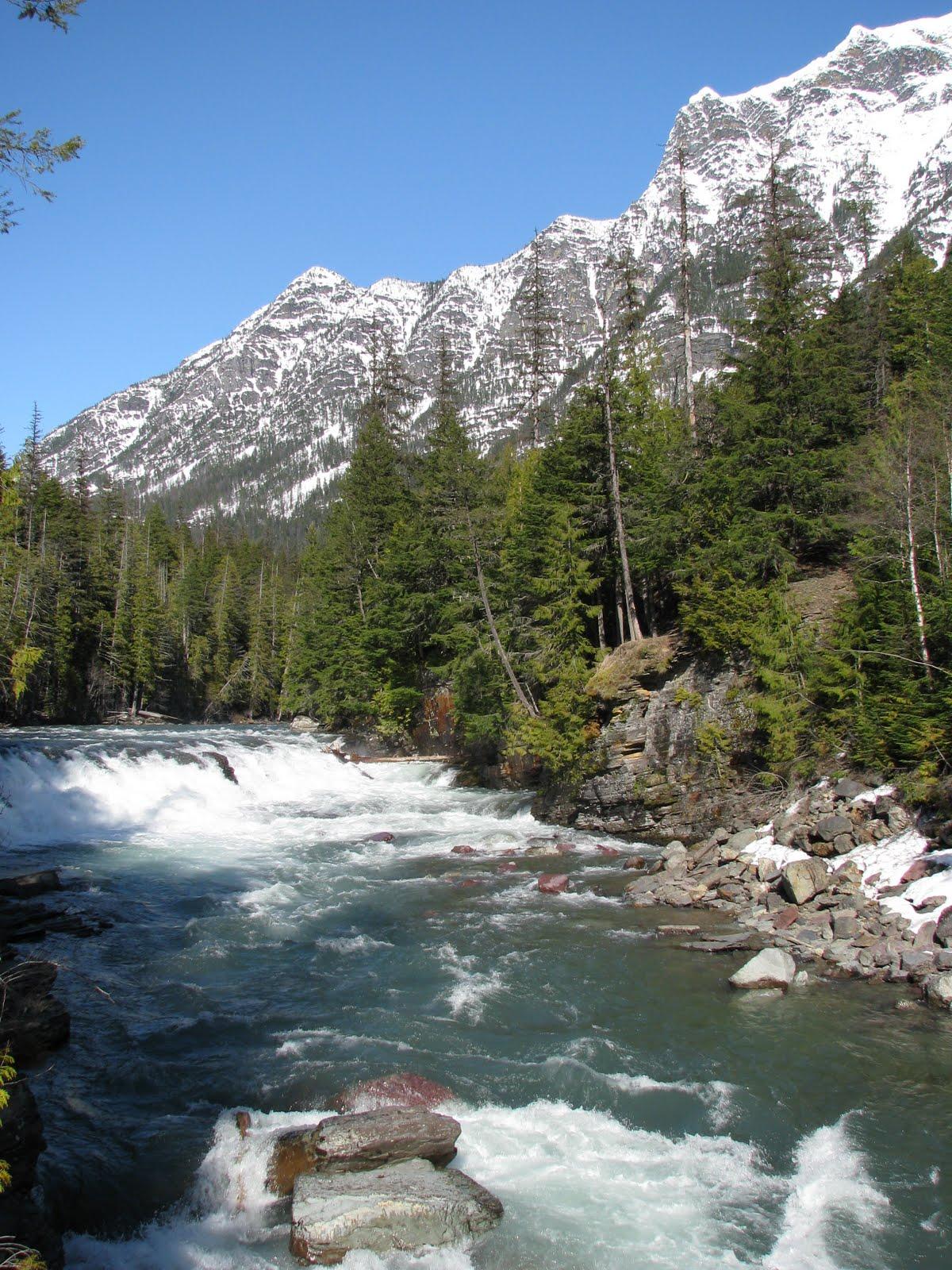 Road Trip Day 7 Northern Idaho To Columbia Falls Montana