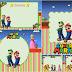 Fiesta de Super Mario Bros: Invitaciones para Imprimir Gratis.
