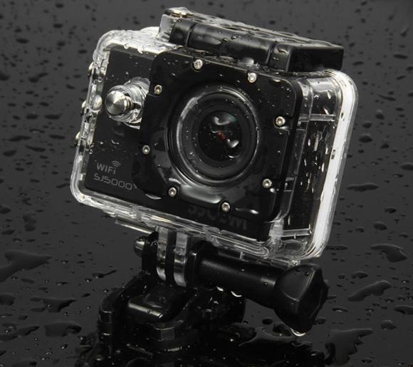 Alternatif GoPro SJCAM SJ5000 Plus Ambarella Action Camera Terbaik 2016
