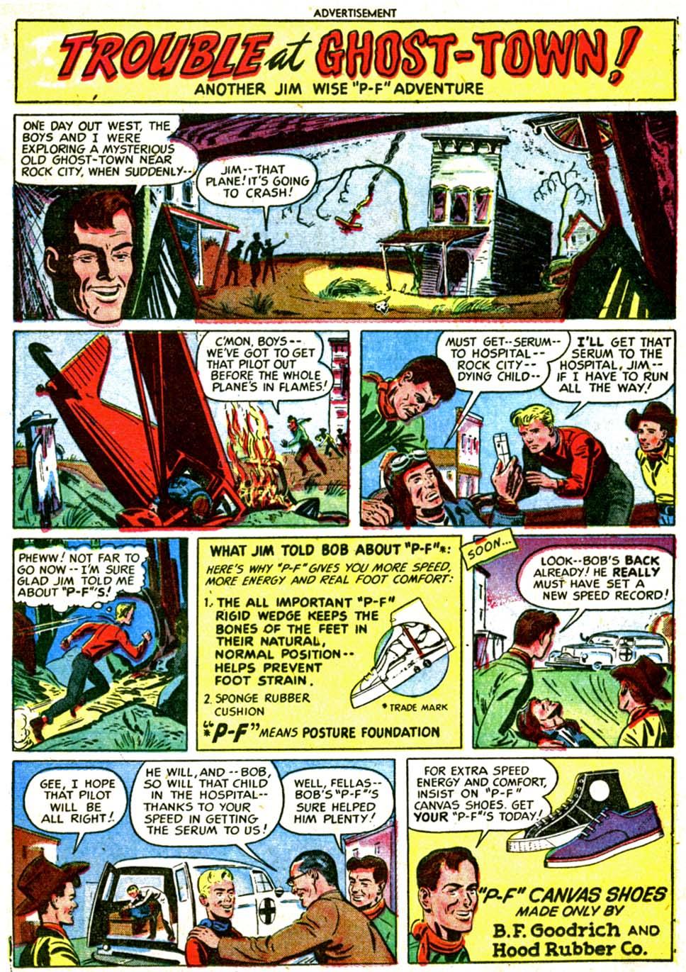 Read online Detective Comics (1937) comic -  Issue #162 - 15