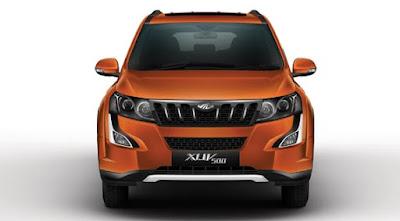 New Mahindra XUV 500 HD Images