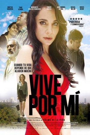Poster Vive por mí 2016