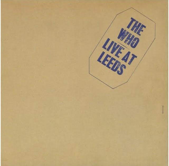 Flashback The Who Musicmarauders