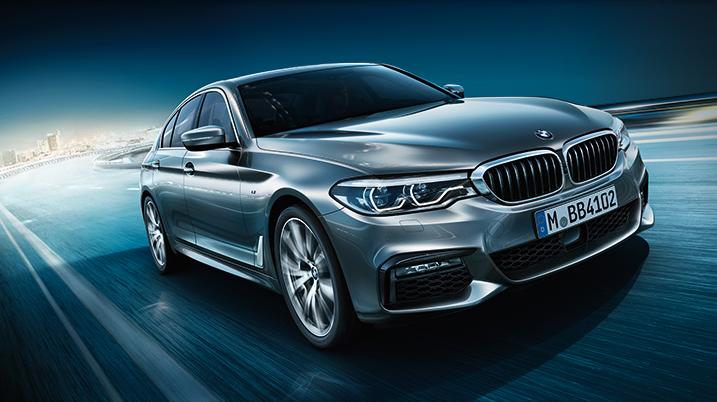 BMW Serie 5 Motori | Gamma motorizzazioni Diesel e Benzina