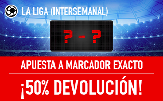 sportium promocion jornada Liga intersemanal 19-21 septiembre