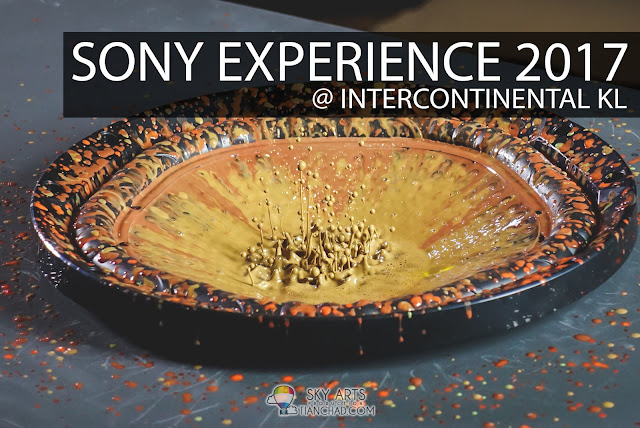 Sony Experience 2017 featuring A6500 A99 II and RX100 V @ InterContinental KL