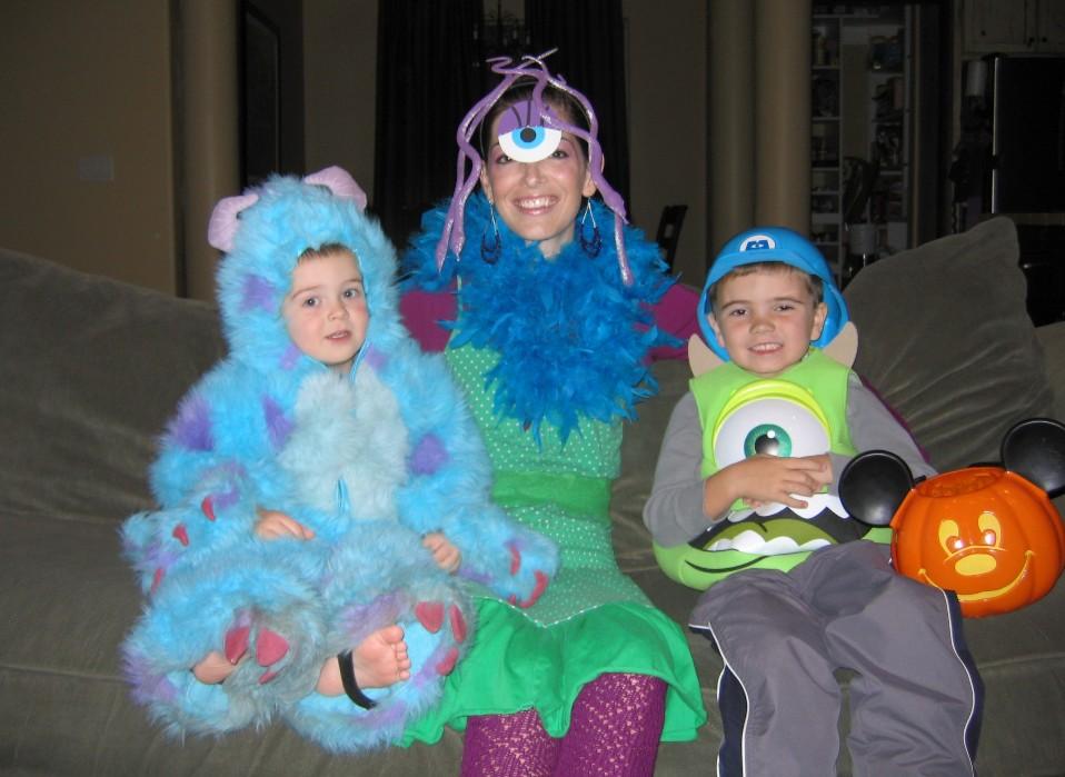 100+ Monsters Inc Family Costume – yasminroohi