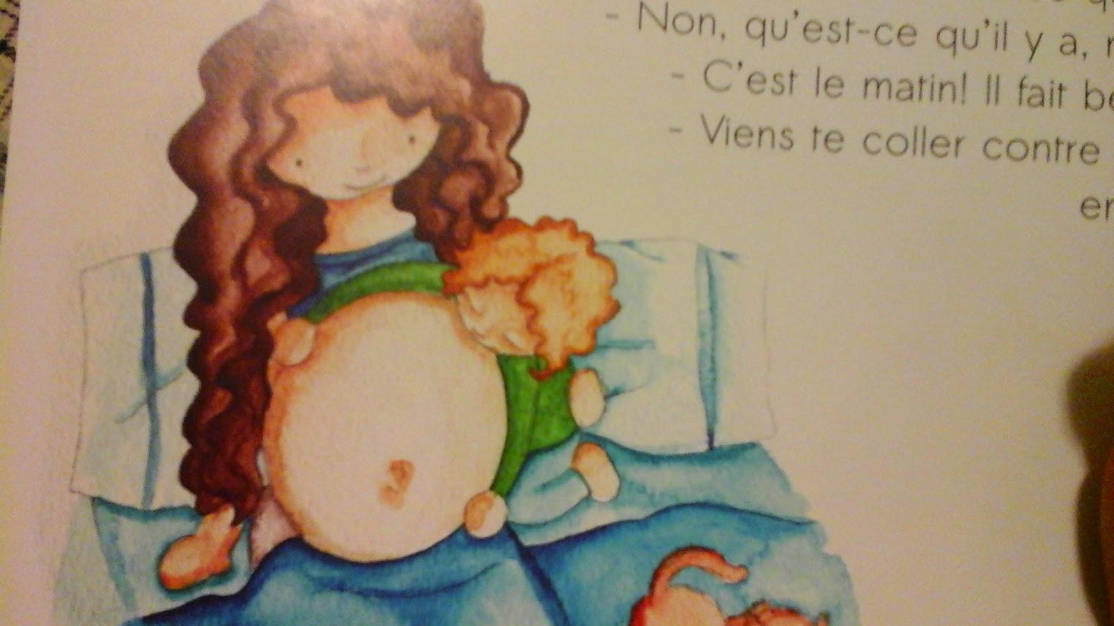 Parlons accouchement grossesse lettre a mon bebe cynthia durand mamans zen enfant bien-etre recit temoignage blog article mamans a la maison maman papa mere au foyer livre pere