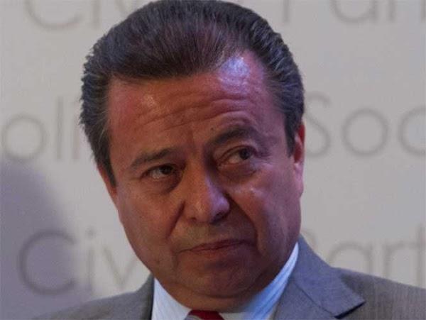 """El PRI """"ya no le debe nada a la sociedad"""" ya reparo sus faltas: César Camacho"""