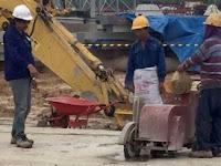 Nah Loh! Agustus, Ratusan Tenaga Kerja China Serbu Papua Barat