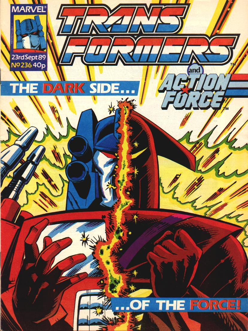 The Transformers (UK) 236 Page 1