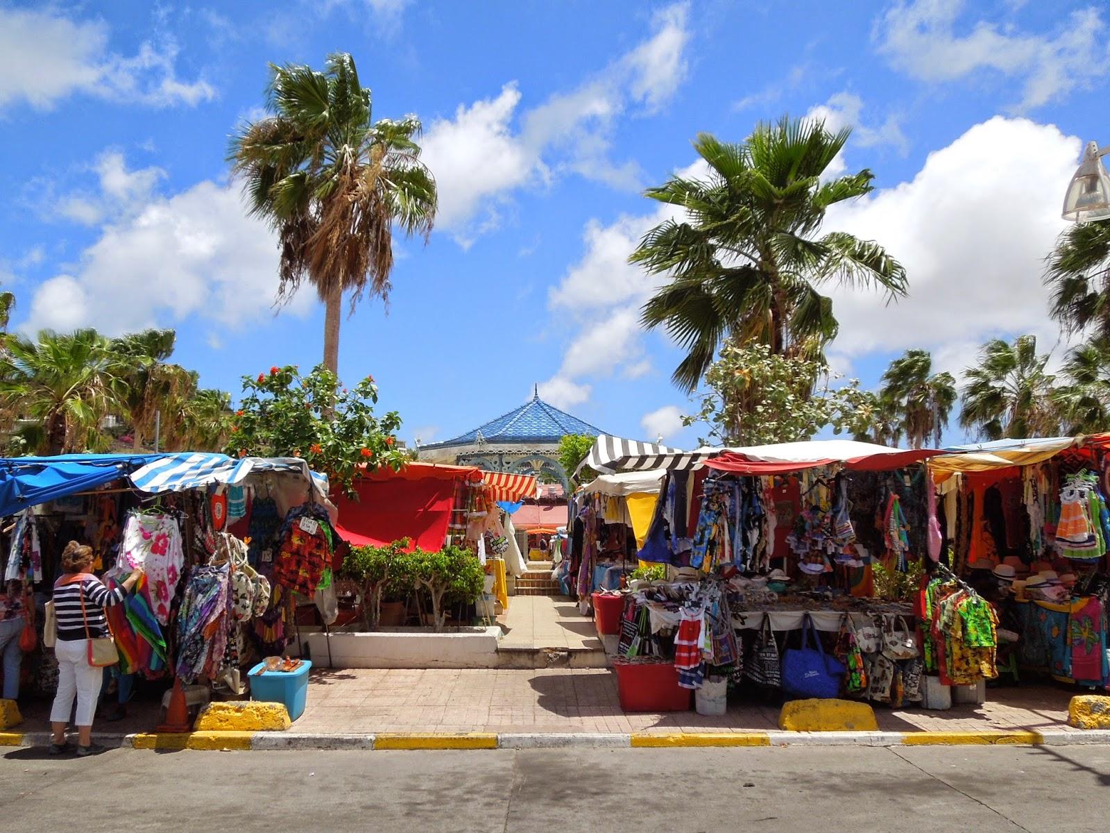 Marigot open market