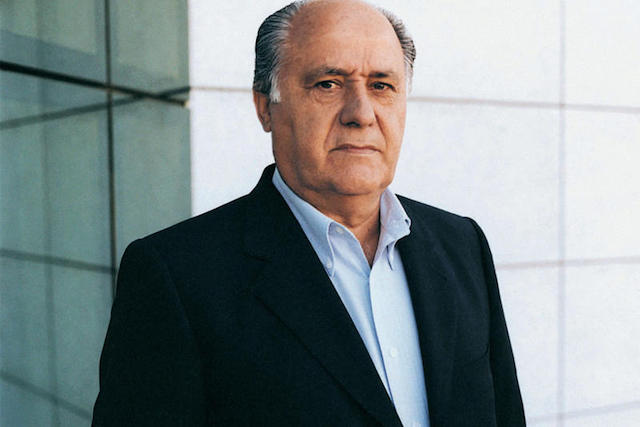 The second richest man in Europe, Amancio Ortega is a Spaniard.