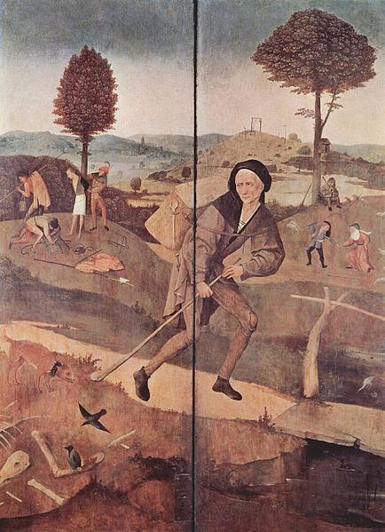 A Estrada da Vida - Bosch, Hieronymus e suas principais pinturas