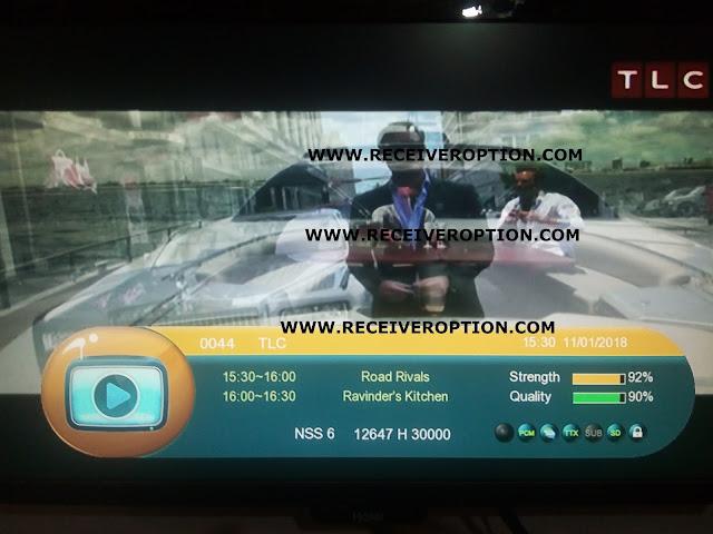 ECHILINK 1000+ HD RECEIVER CCCAM OPTION