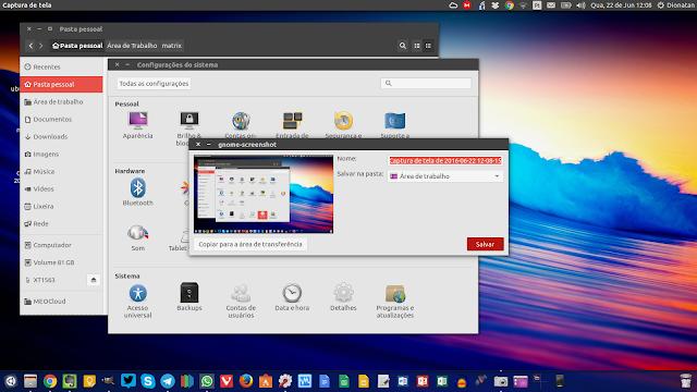 Ubuntu Numix GTK Theme