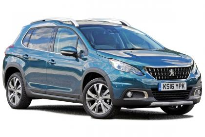Peugeot 5008, From MPV To SUV