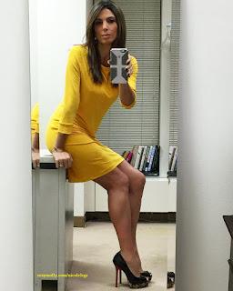 Nicole Petallides Legs