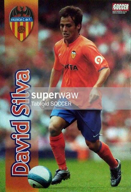David Silva Valencia 2007