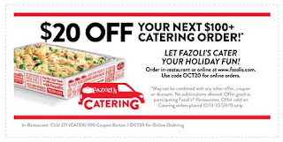 photograph about Fazoli's Printable Coupons named Fazolis Printable Coupon codes May possibly 2018 - Information and facts Discount coupons 2018