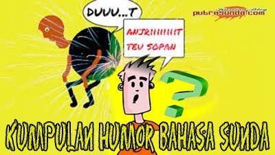Kumpulan humor bahasa sunda pikaseurien!