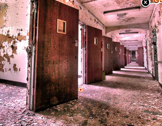 EightGames The Abandoned Rockland Hospital Escape