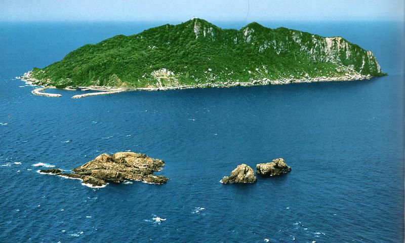 Okinoshima, Pulau Keramat dari Jepang yang Melegenda