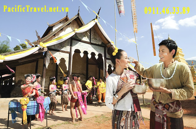 Thailand travel experience full self-sufficiency and details for